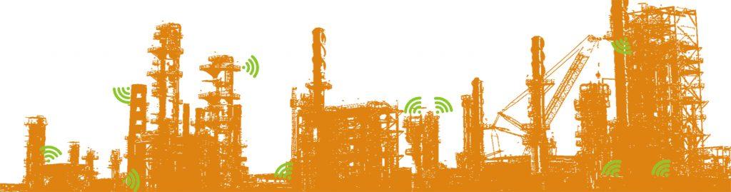 oil refinery orangev3
